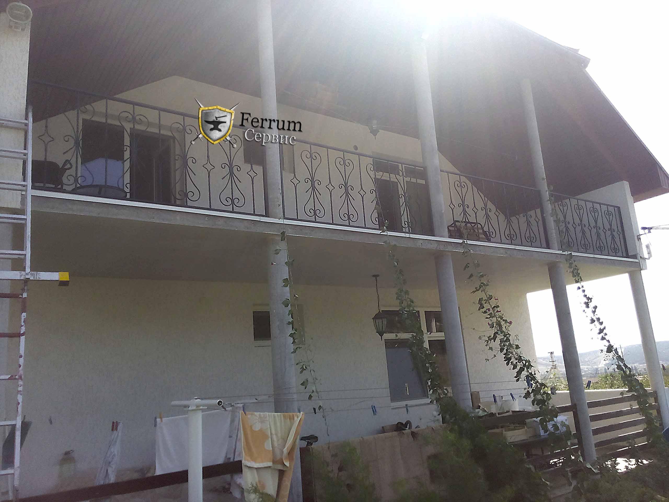 балконное ограждение10