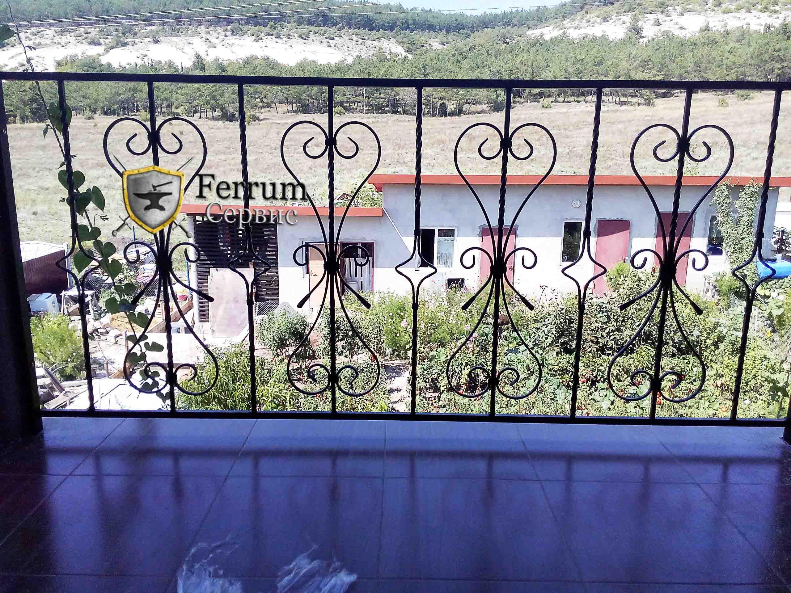 балконное ограждение9