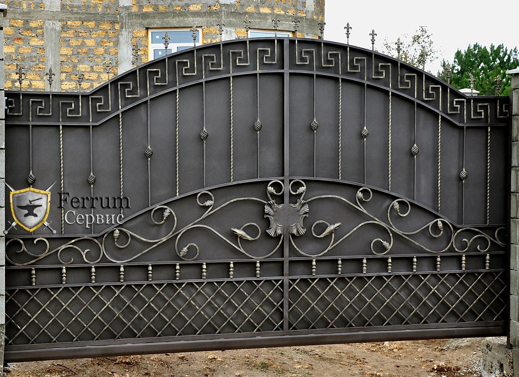 ворота ков23