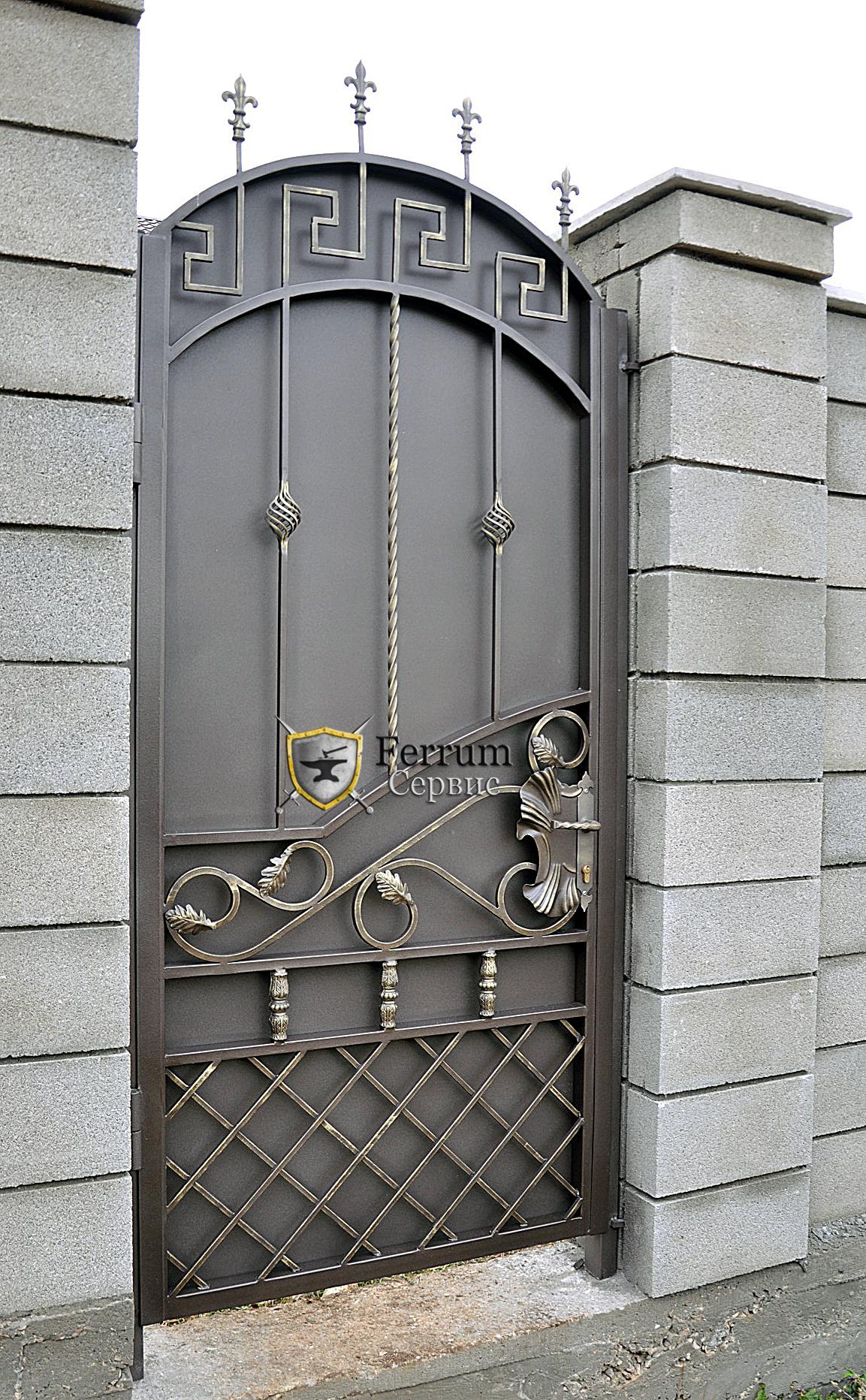 ворота ков28