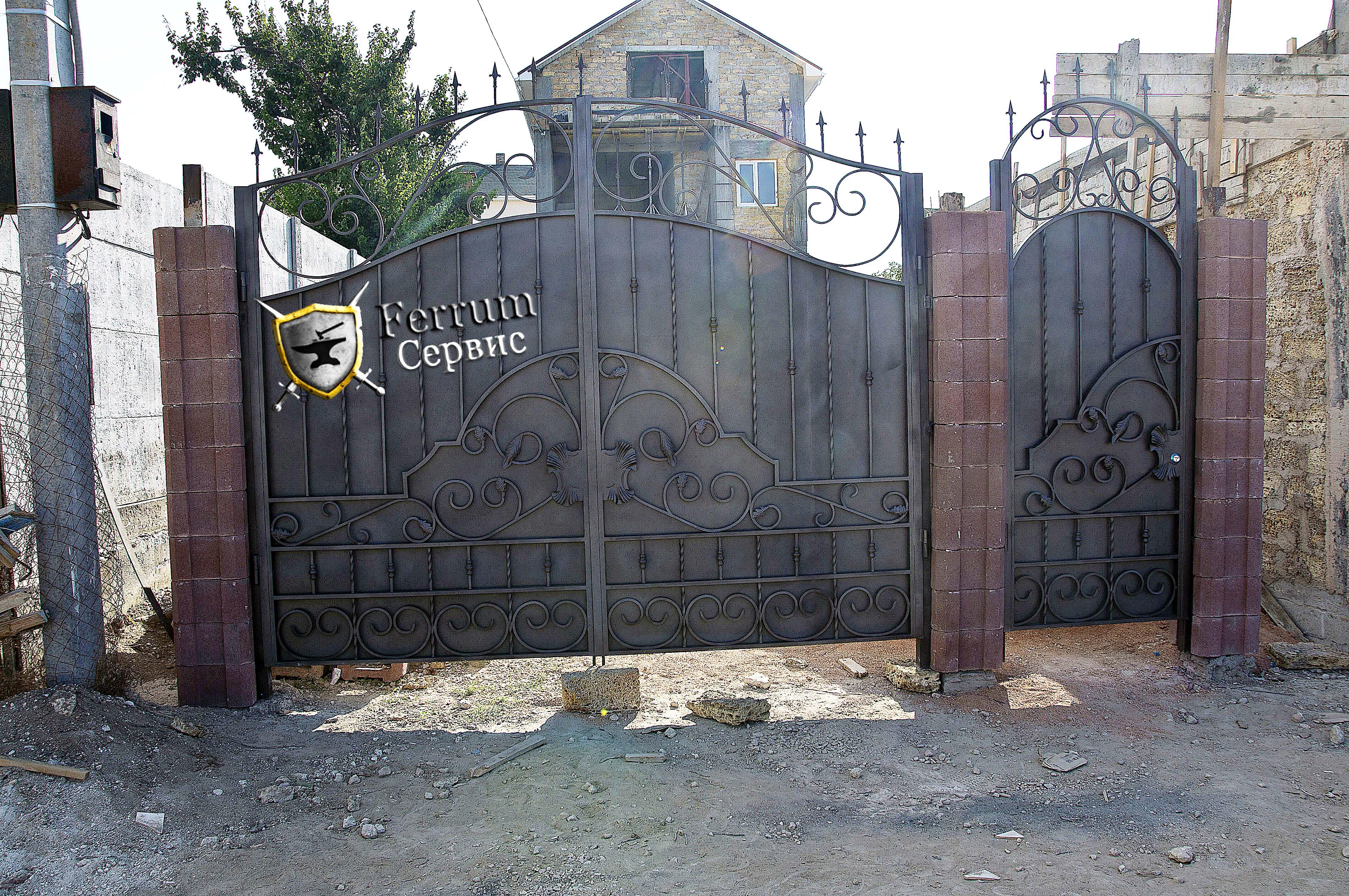 ворота-ков4