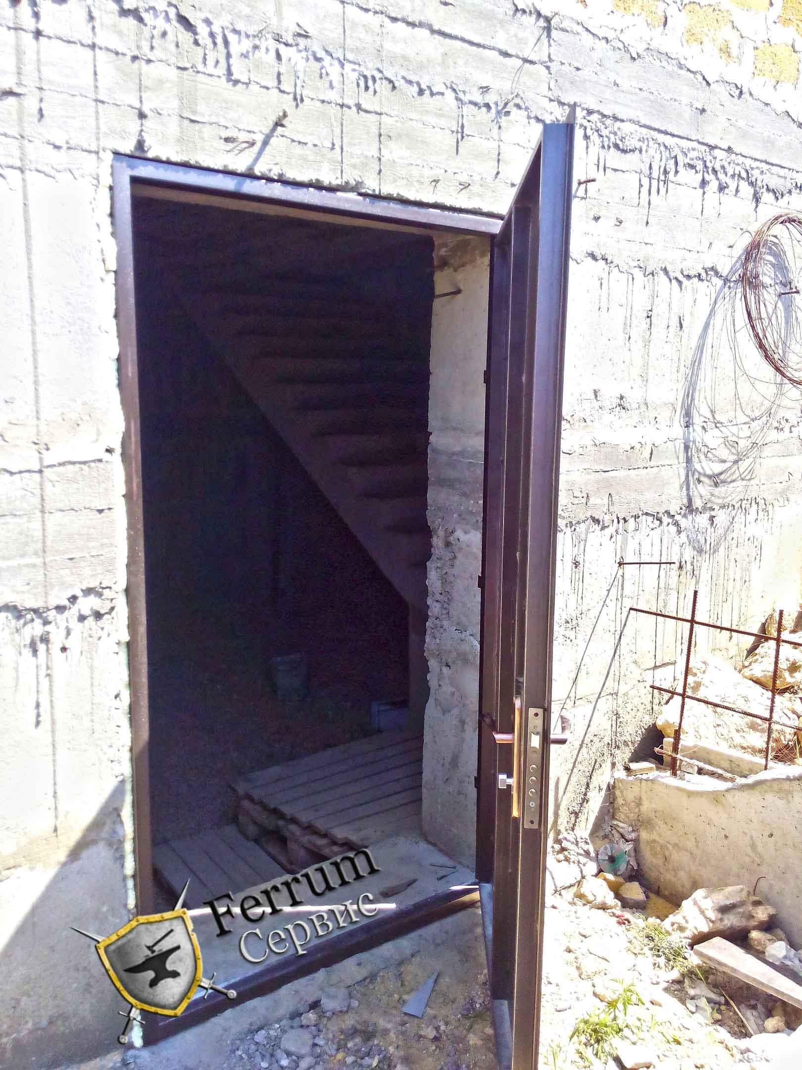 двери металлические1