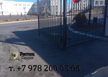 автоматические ворота2
