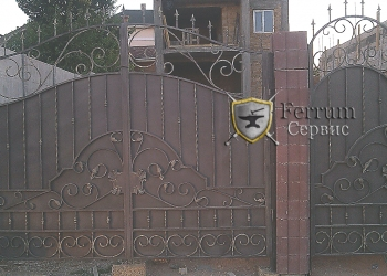 ворота ков12