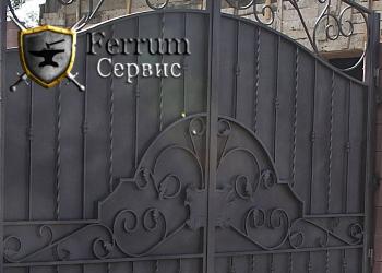 ворота ков2
