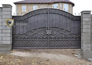 ворота ков21