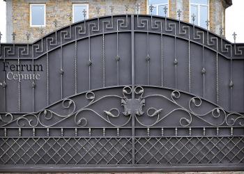 ворота ков22