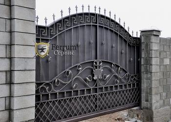 ворота ков25