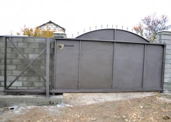 ворота ков26