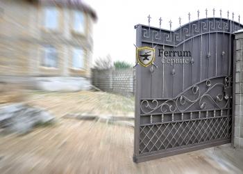 ворота ков31