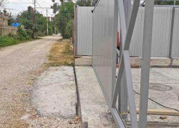 ворота откатные 11