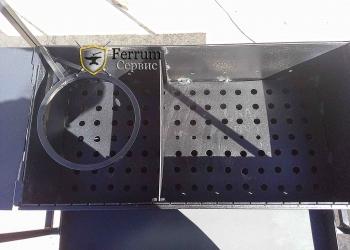 мангал с ящиком и зольником3