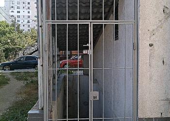 решётки дверные1